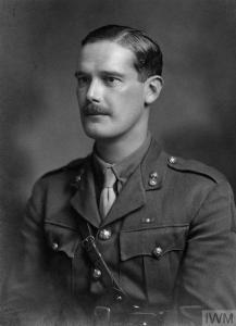 photo of WW1 soldier G L Torrens