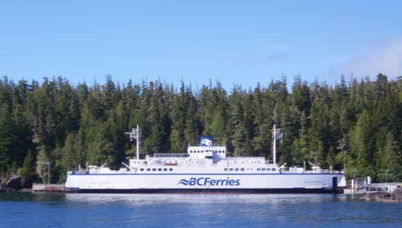 BC Ferries The Queen Of Chilliwack