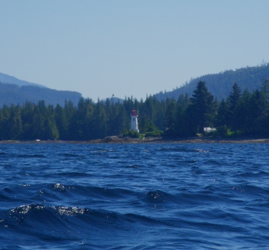 Dryad Point Lighthouse