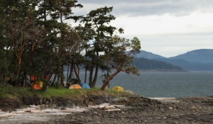 Arbutus Point, Portland Island (Princess Margaret Island), Gulf Islands National Park