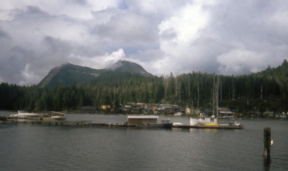 Kyuquot Harbour